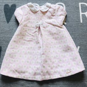Mayoral baby dress for special occasion
